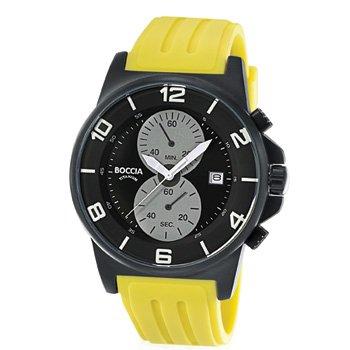 3777-12 Boccia Titanium Watch