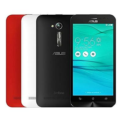 ASUS ZenFone Go ZB500KL 2GB RAM / 16GB ROM 5.0-Inch 4G LTE Dual SIM FACTORY UNLOCKED - International Stock No Warranty