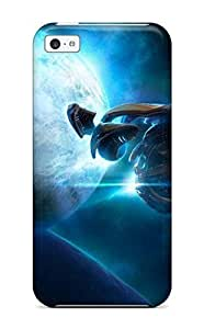 3483195K40046580 New Starcraft 2 Heart Of The Swarm Tpu Case Cover, Anti-scratch Phone Case For Iphone 5c