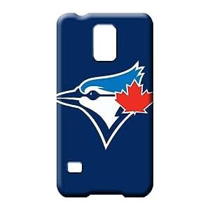 Samsung Galaxy S5teléfono de carcasas para protección de alta calidad Teléfono casos béisbol Toronto Blue Jays 3