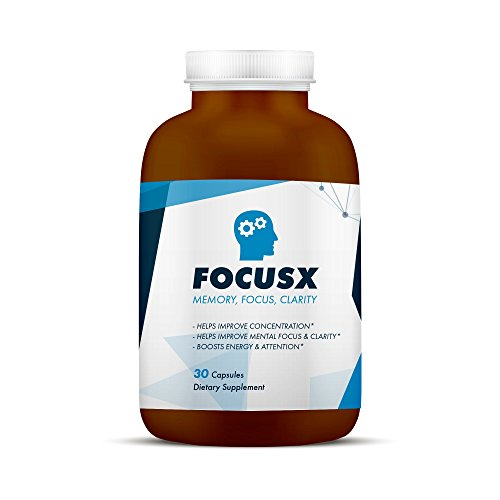 Ultimate Focus Supplement Clarity Formula product image