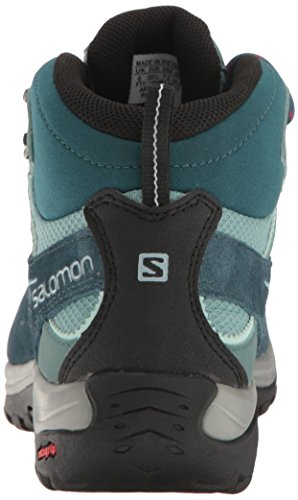 Scuro GTX Women's Ellipse SS16 Blu Scarpe LTR Salomon Passeggio da 2 Mid TgPxXIqA