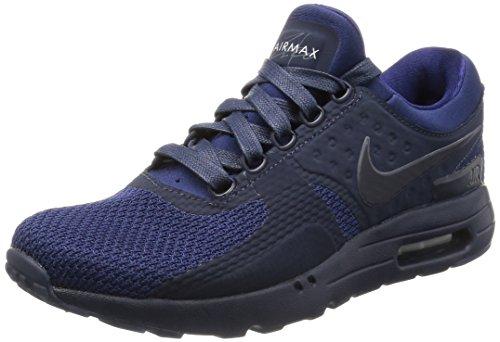 Nike Air Max Mens Di Zero Qs Esecuzione Blu Scarpa