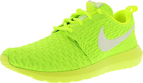 Nike WoMen 843386-701 Fitness Shoes, Green Yellow (Volt/White-electric Green)