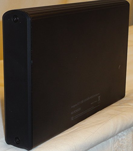 Insignia USB 3.0 Desktop Hard Disk Drive Enclosure by InsigniaTM (Image #3)