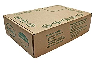 BioBag, The Original Compostable Bag, Kitchen Food Scrap Bags, ASTMD6400 Certified 100% Compostable Bags, Biodegradable Products Institute & VINCOTTE OK Home Certified, Non GMO, 3 Gallon, 100Count (B009NMSPOE) | Amazon price tracker / tracking, Amazon price history charts, Amazon price watches, Amazon price drop alerts