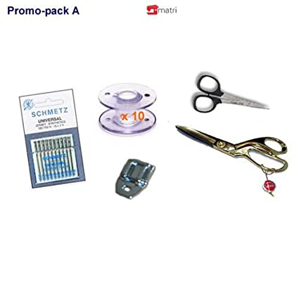 KIT Accesorios SMALL para máquina de coser