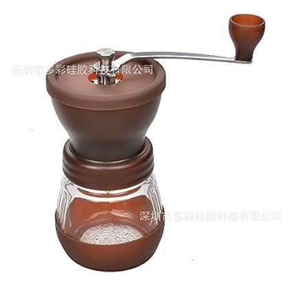 Molinillo de café/Spot/el molinillo de café acodado a mano y moler los