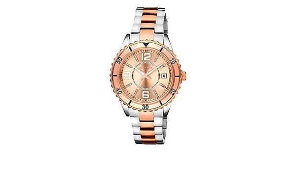 RELOJ ELIXA MUJER E116-L471: Amazon.es: Relojes