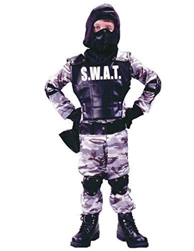 Child S.W.A.T. Costume - Small -