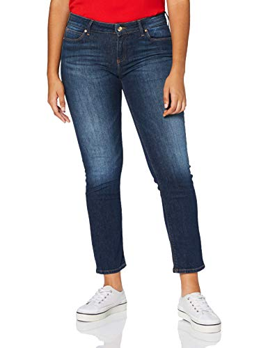 Tommy Hilfiger Milan Heritage Slim Fit Faded Jeans Vaqueros para Mujer