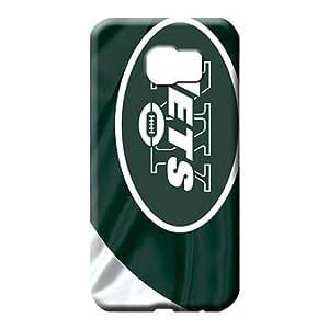 samsung galaxy s6 edge Heavy-duty Hard Durable phone Cases phone cover skin new york jets nfl football