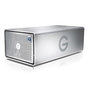 G-Technology G-RAID with Thunderbolt Dual Drive Storage System 12TB (Thunderbolt-2, USB 3.0) (0G04093)