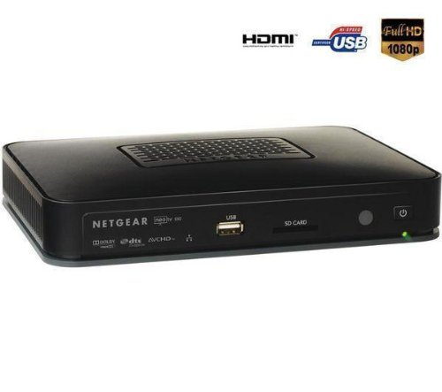 NETGEAR NTV550 Media Player Driver Download