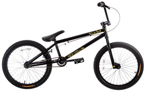Framed Verdict BMX Bike Black/Yellow 20