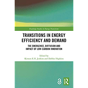 Transitions in Energy Efficiency and Demand: The Emergence, Diffusion and Impact of Low-Carbon Innovation (Routledge…