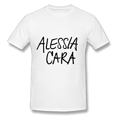 Alessia Cara Know-It-All Tour 2016 Logo T Shirt For Men