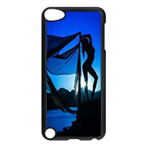 Ipod Touch 5 Phone Case Moonlight Silhouette Q1A1159546