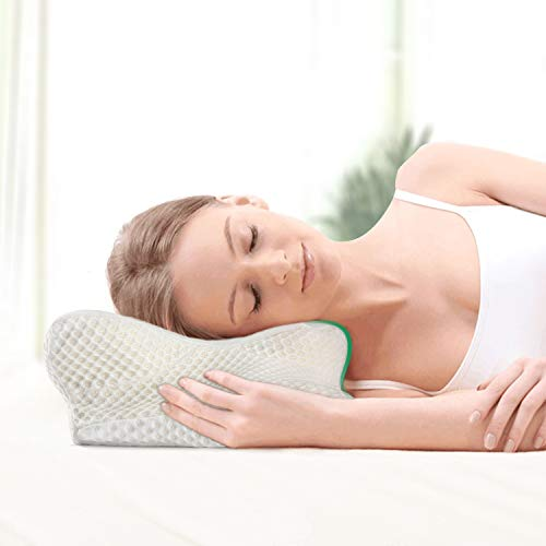 Cervical Pillow Contour Pillow For Neck And Shoulder Pain