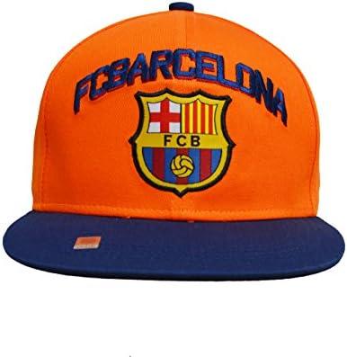 FC Barcelona snapback Gorra Ajustable Sombrero – Azul – Naranja – Rojo nueva temporada