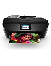 HP Envy 7855 Wireless Color Photo Printer with Scanner & Copier