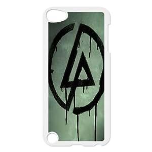 Bloomingbluerose Linkin Park Ipod Touch 5 Cases Linkin Park Logo, {White}
