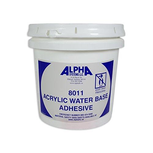 Rubber Roof Adhesive - RV Rubber Roof Adhesive 8011