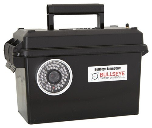 SME Bullseye - WIFI Shooting Target Camera Systems. Sight In Edition. Shooting Made Easy