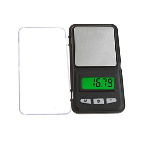 Arichtop WH-138 200g 0.01g Mini Digital Scale LCD Electronic Pocket Jewelry Scales Coin Gold Weights Balance