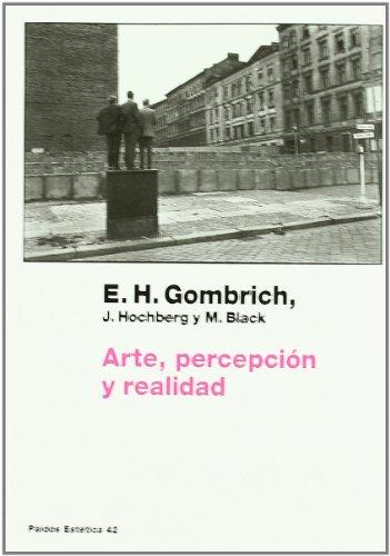 Descargar Libro Arte, Percepción Y Realidad ) Ernst H. Gombrich