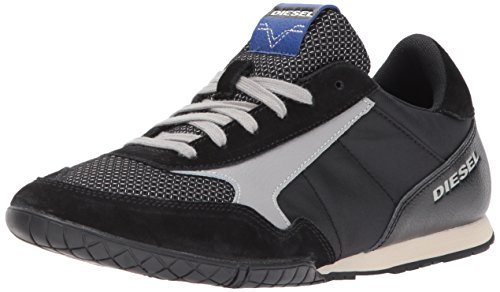 Diesel Men's Claw Action S-Toclaws Sneaker, Black, 11 M US