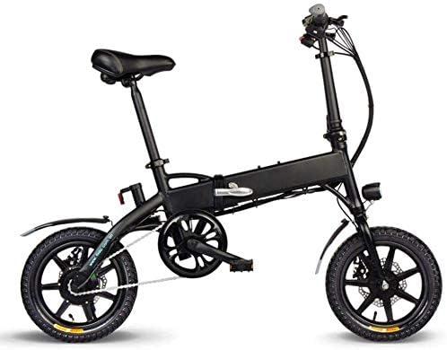 QUETAZHI 7.8AH 10.4AH Plegable Bicicleta eléctrica, la batería ...