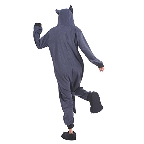 Mode Intero Compleanno Per Adulti o Onepiece Animali PALMFOX Orso Costume 2018 Pigiama di Cosplay Pigiama Party di Halloween Regalo Carnevale 5qTw7aTx