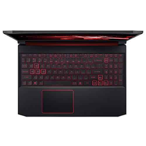"Acer Nitro 5 Gaming Laptop, 15.6"" IPS Full HD, GTX 1650, Core i5-9300H up to 4.10 GHz, 16GB RAM, 256GB SSD+1TB HDD, Backlit, RJ-45 Ethernet, BT 5.0, USB-C, Win 10 w/ Sea of Thieves"