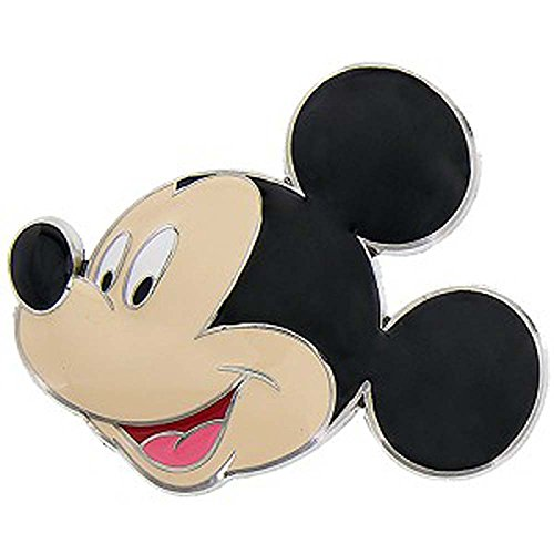 (Disney Parks Magnet - Mickey Mouse Icon - Metal)