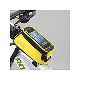 Cycling Bike Bicycle Frame Holder Pannier For iPhone Smart Phone Case Bag Pouch