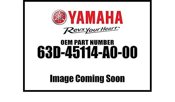 Yamaha OEM Part 63D-45114-A0-00