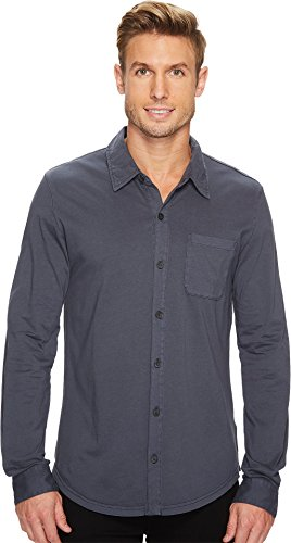 Button Down Long Sleeve Jersey - 1