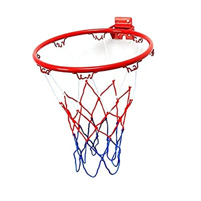 YUIOP Basketball Hoop Toy, Mini Wall & Door Basketball Backboard Rim Toys Decompress Game Home Bedroom Best Gift for Boys Girls Adults: Toys & Games