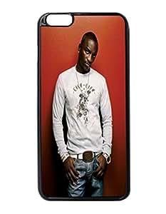 Akon Photo Hard Case , Fashion Image Case Diy, Personalized Custom Durable Case For iPhone 6 Plus -5.5