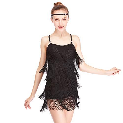 MiDee Latin Costume Dance Dress Camisole 5
