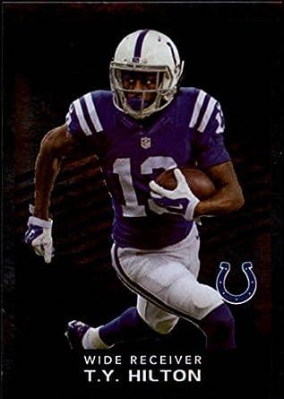 Amazon.com  2015 Panini Stickers  140 T.Y. Hilton Indianapolis Colts ... 3391d084a