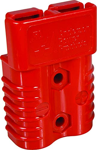 949-BK - Connector Housing, Red, SB175 Series, Hermaphroditic, 2 Positions, SB175 Wire or Busbar Contacts, (Pack of 5) (949-BK)