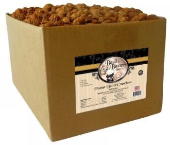 Basil & Baxter'S B&B Peanut Butter Train Treat Usa - 10 Lb