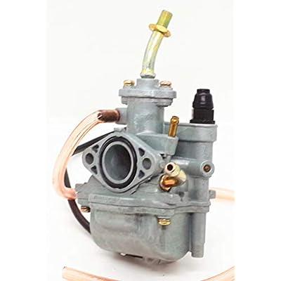 Maple leave Carburetor For Yamaha TTR 90 TTR90 2001-2004 Yamaha TTR90E 2003-2005: Automotive