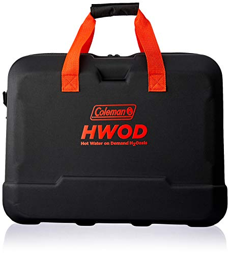 (Coleman Hot Water on Demand Carry Bag,One Color)