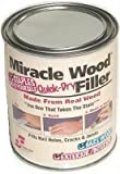 Staples H F 902 Miracle Wood Filler, 1/2-Lb. - Quantity 6