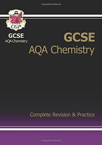 Gcse Chemistry Aqa Complete Revision & Practice