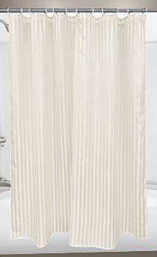 Amazon Premier Faucet 2473267 Tuxedo Stripe Shower Curtain 6