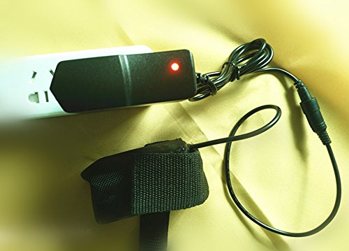 YOUmeSKY 8.4V 1A Caricabatterie di Ricambio per Li-Ion Battery Pack per Luce della Bicicletta della Lampada del LED del Faro Fari Miner